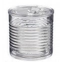 "Verrine 'Boîte de conserve"" transparent 60 ml"